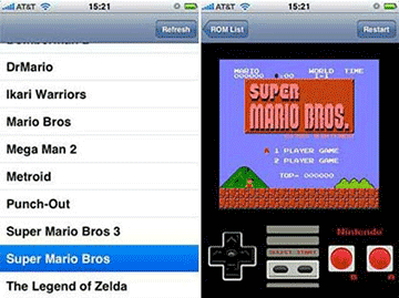 iphone-nes-emulator